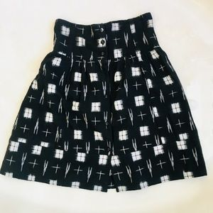 Urban Outfitters Staring at Stars skirt